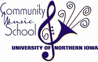 Community Music School - University of Northern Iowa