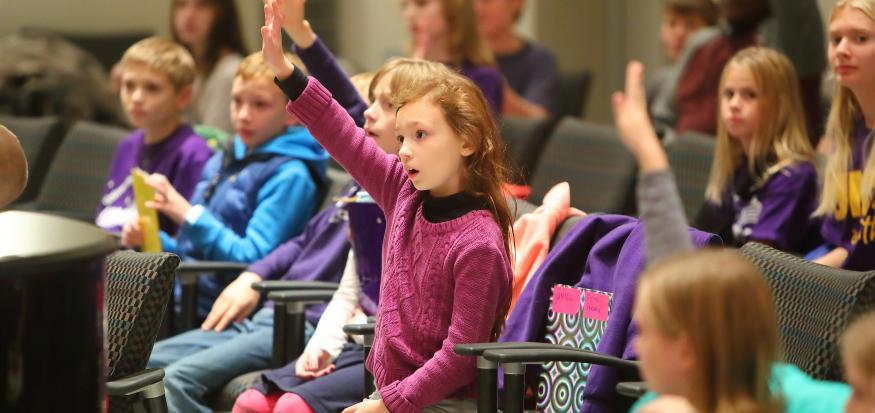 Children's Choir Rehearsal