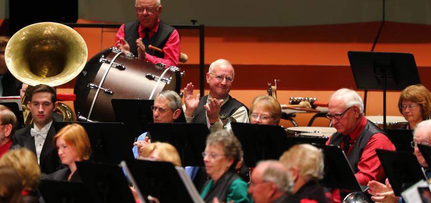 New Horizons Band Concert