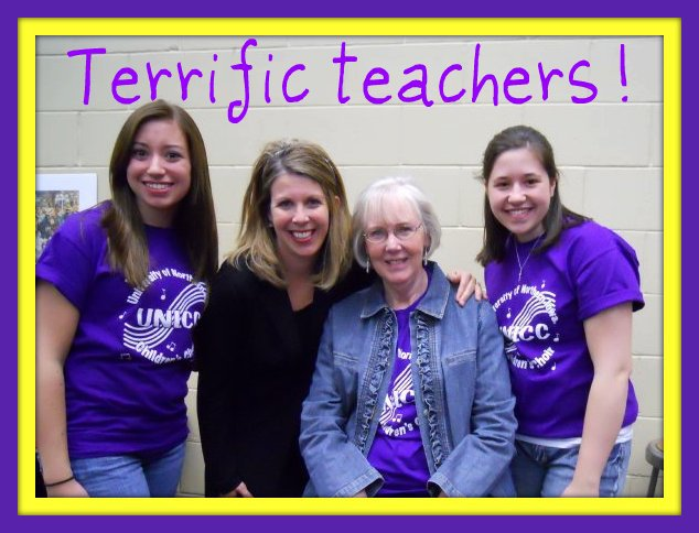 UNICC Teacher Friends